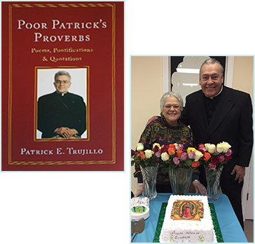 Poor Patrick's Proverbs and a Cake